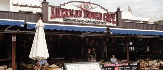 American Indian Cafe